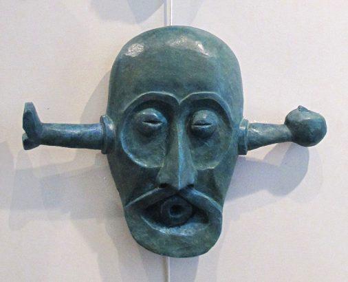 Aldo Nonis. Freud. Adsubian Gallery