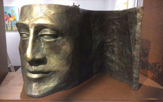 Aldo Nonis. Janus. Adsubian Gallery