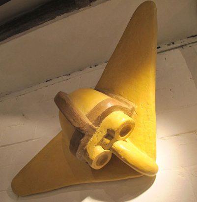 Aldo Nonis. L'aviateur. Adsubian Gallery