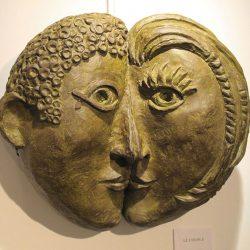 Aldo Nonis. Le couple. Adsubian Gallery