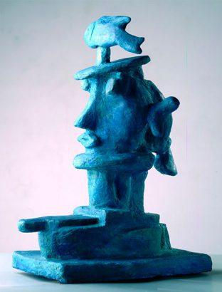 Aldo Nonis. Pêcheur rêvant. Adsubian Gallery