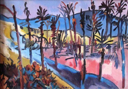 Enrique Ferrer - Elche - Adsubian Gallery