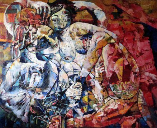 Enrique Ferrer - Las calles de Nueva York no estan bien illuminadas - Adsubian Gallery