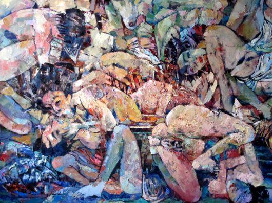 Enrique Ferrer - Manatial del rio amarillo - Adsubian Gallery