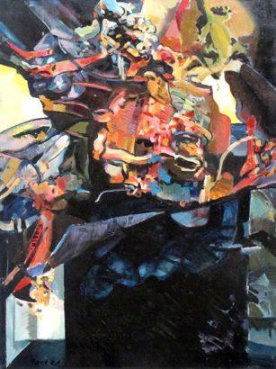 Enrique Ferrer - Resplandor - Adsubian Gallery