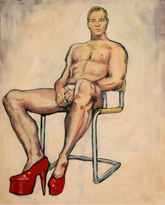 Iain Longstaff - Que - Adsubian Gallery