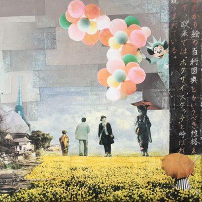 Liliane Watbled - Balloons - Adsubian Gallery