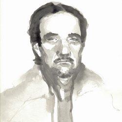 Marc Bati - Portrait Valence - Adsubian Gallery