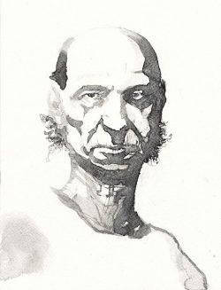 Marc Bati - Portrait Glasgow - Adsubian Gallery