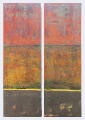 Sylvia Tabet - Diptyque _ Adsubian Gallery