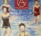 despues de la playa inauguracion Adsubian-Gallery-2016