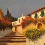 Bougainvilliers d'Ibiza (Les)