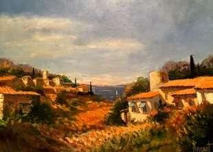 Vincent-Paysage-mallorcain-Adsubian-Gallery