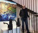Gilbert Masfety - Adsubian Gallery - Spain - Costa blanca - artist -