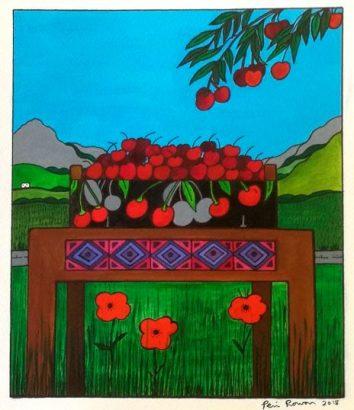 Peri-Rowan-Cerezas-Adsubian-Gallery
