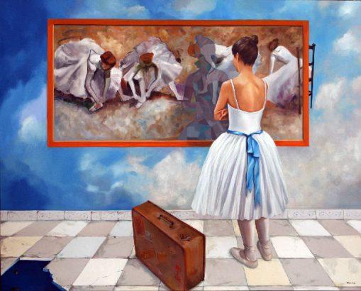 antonio-torres--bailarina-en-suenos-con-degas-adsubian-gallery-spain
